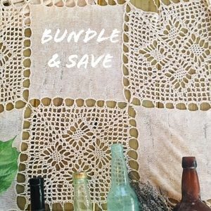 Bundle and save.